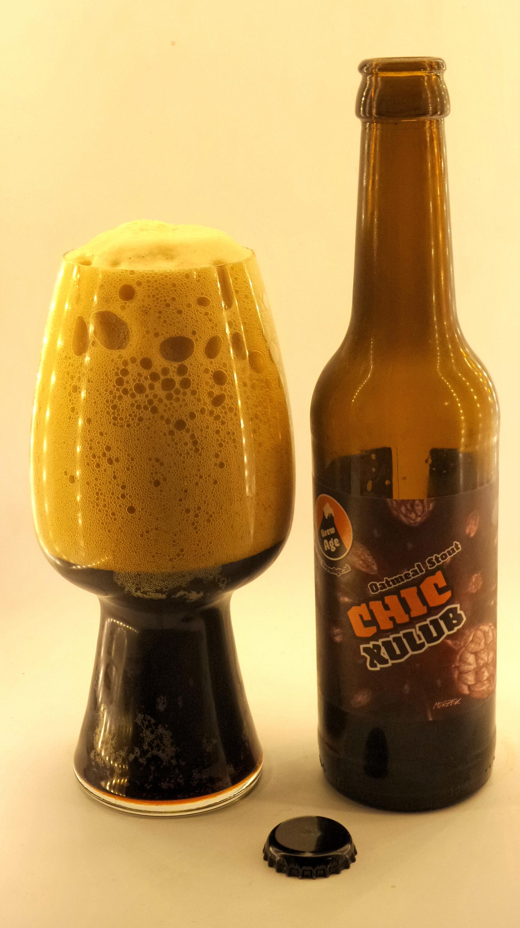 Brew Age Chicxulub Oatmeal Stout