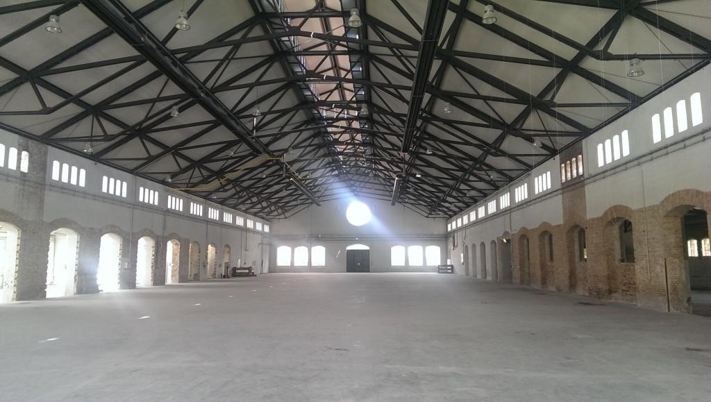 Der zukünftige Produktionsort der Stone Brewing Co.