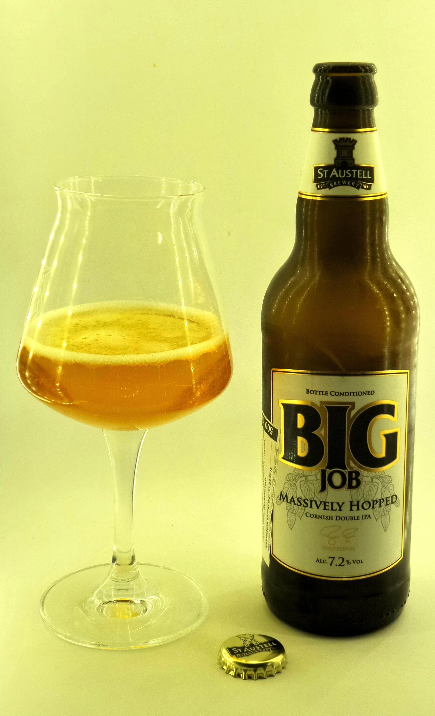 St. Austell Big Job Double IPA