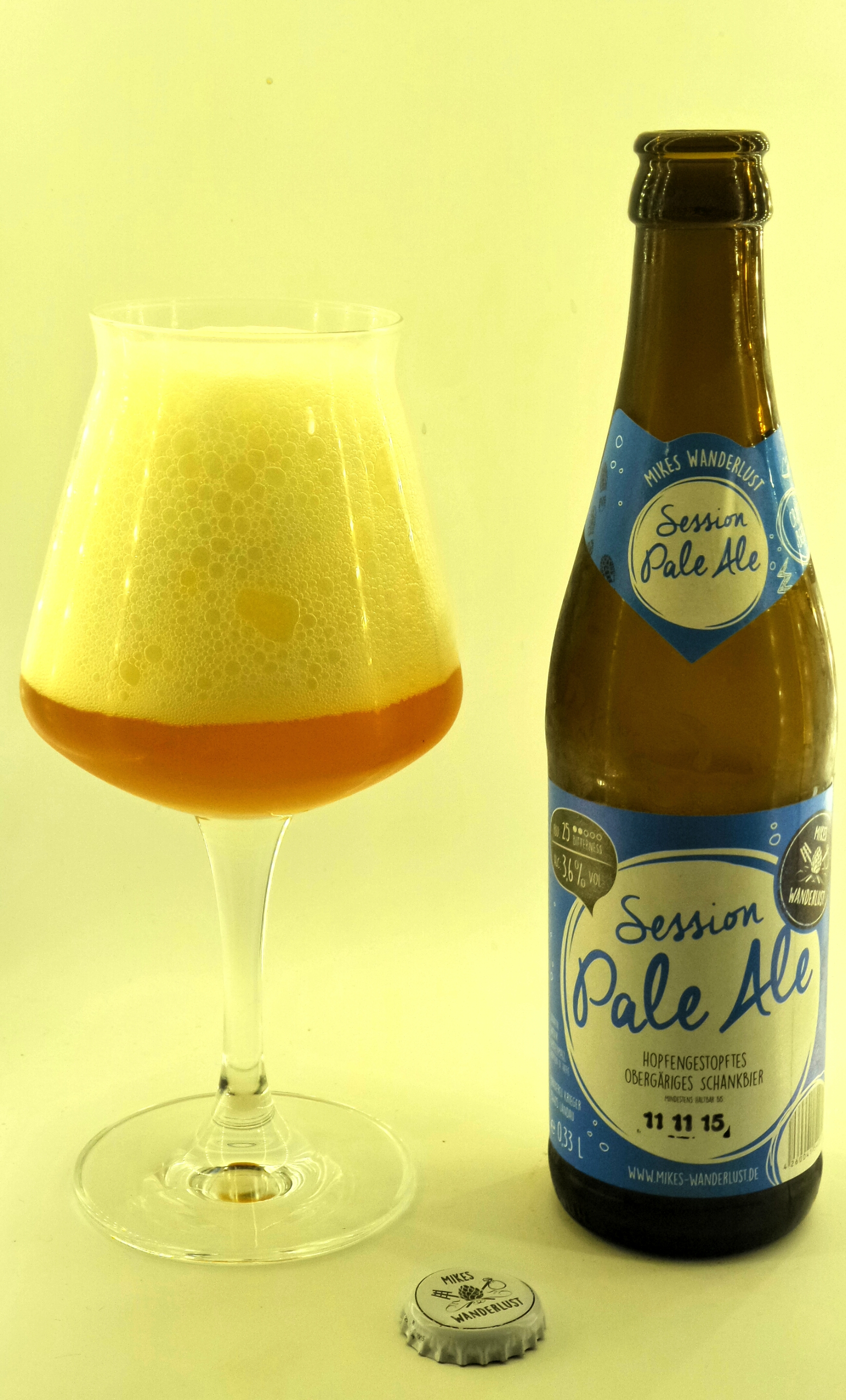 Mikes Wanderlust Session Pale Ale