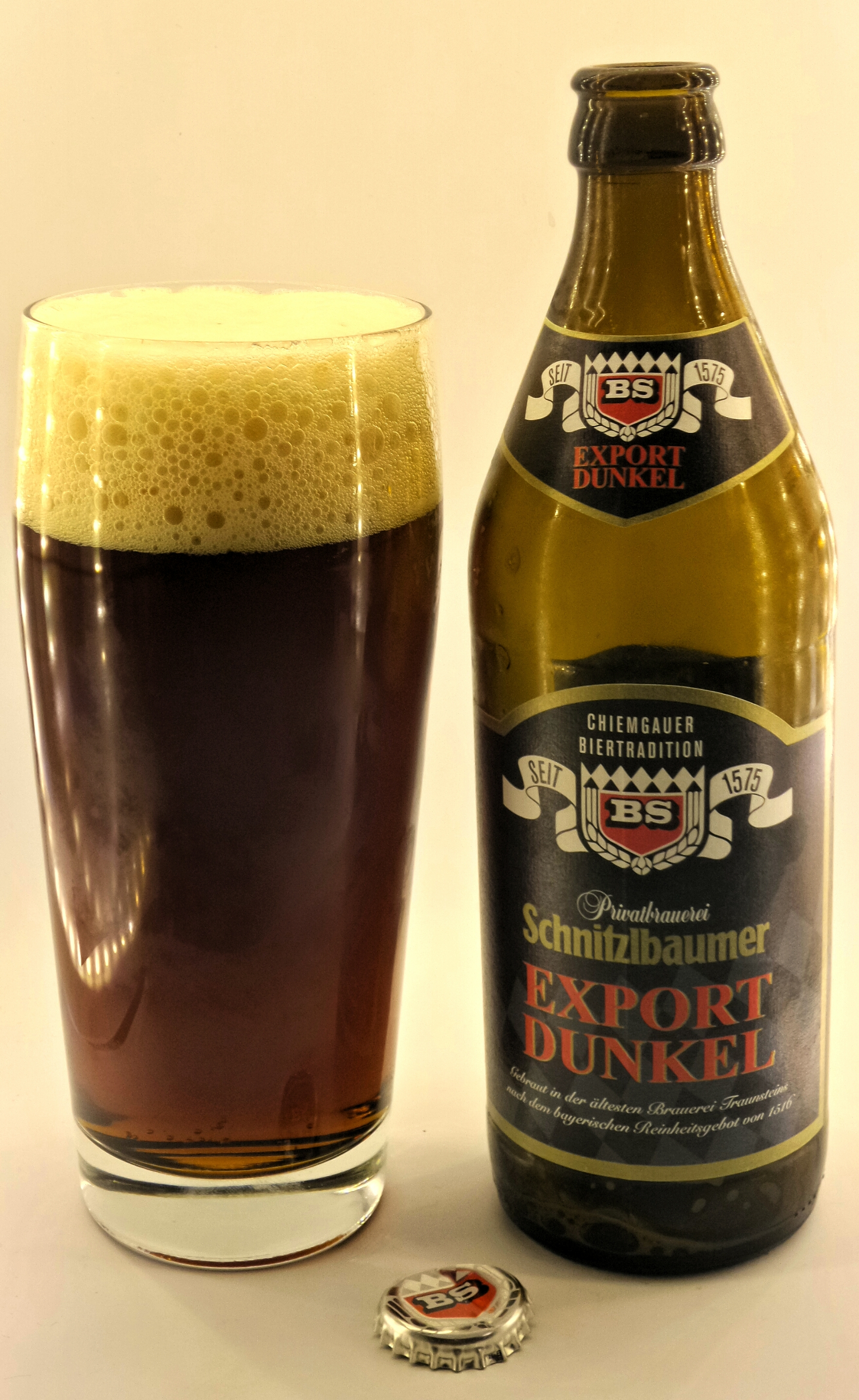 Schnitzlbaumer Export Dunkel