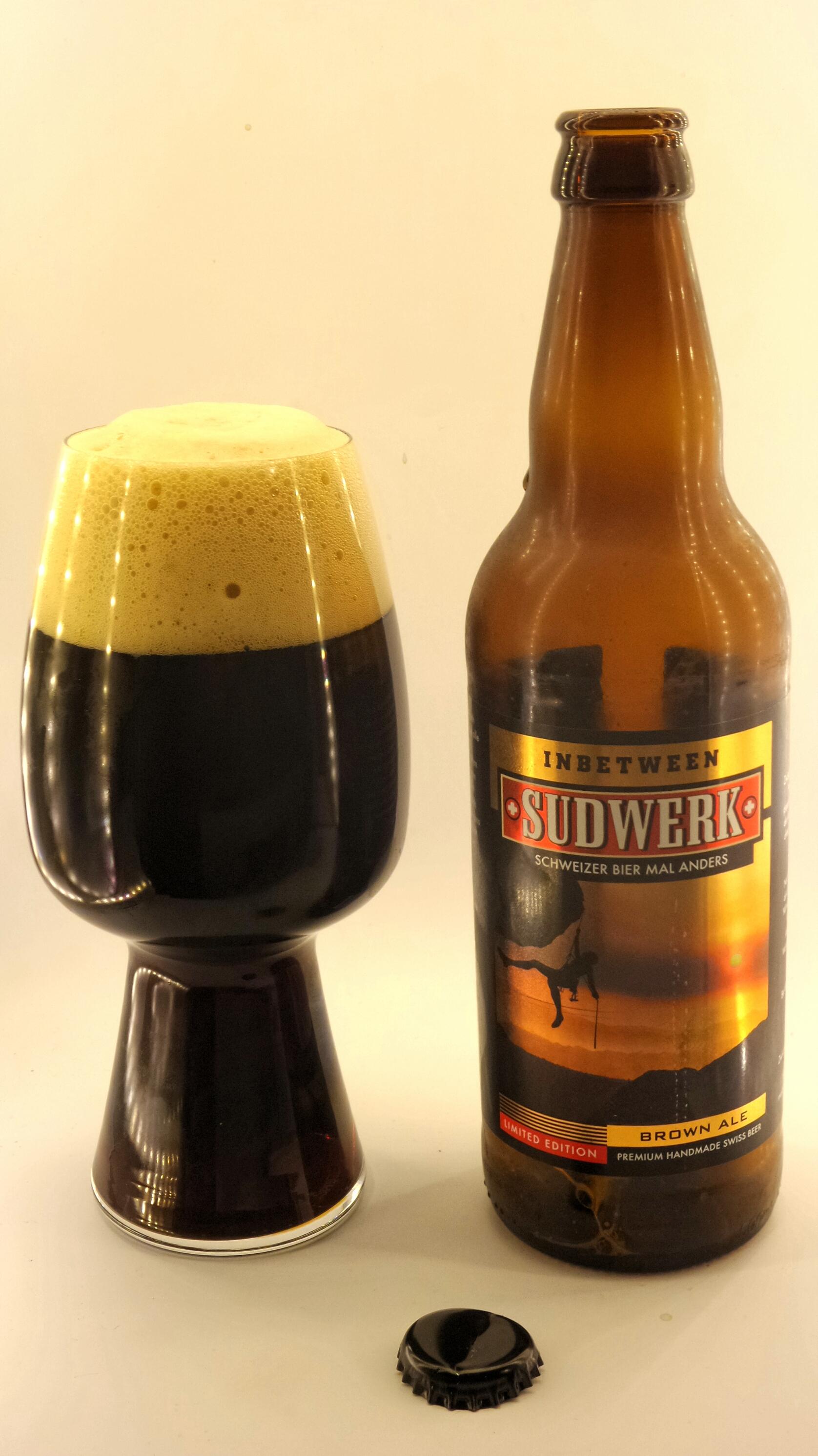 Sudwerk In Between Brown Ale
