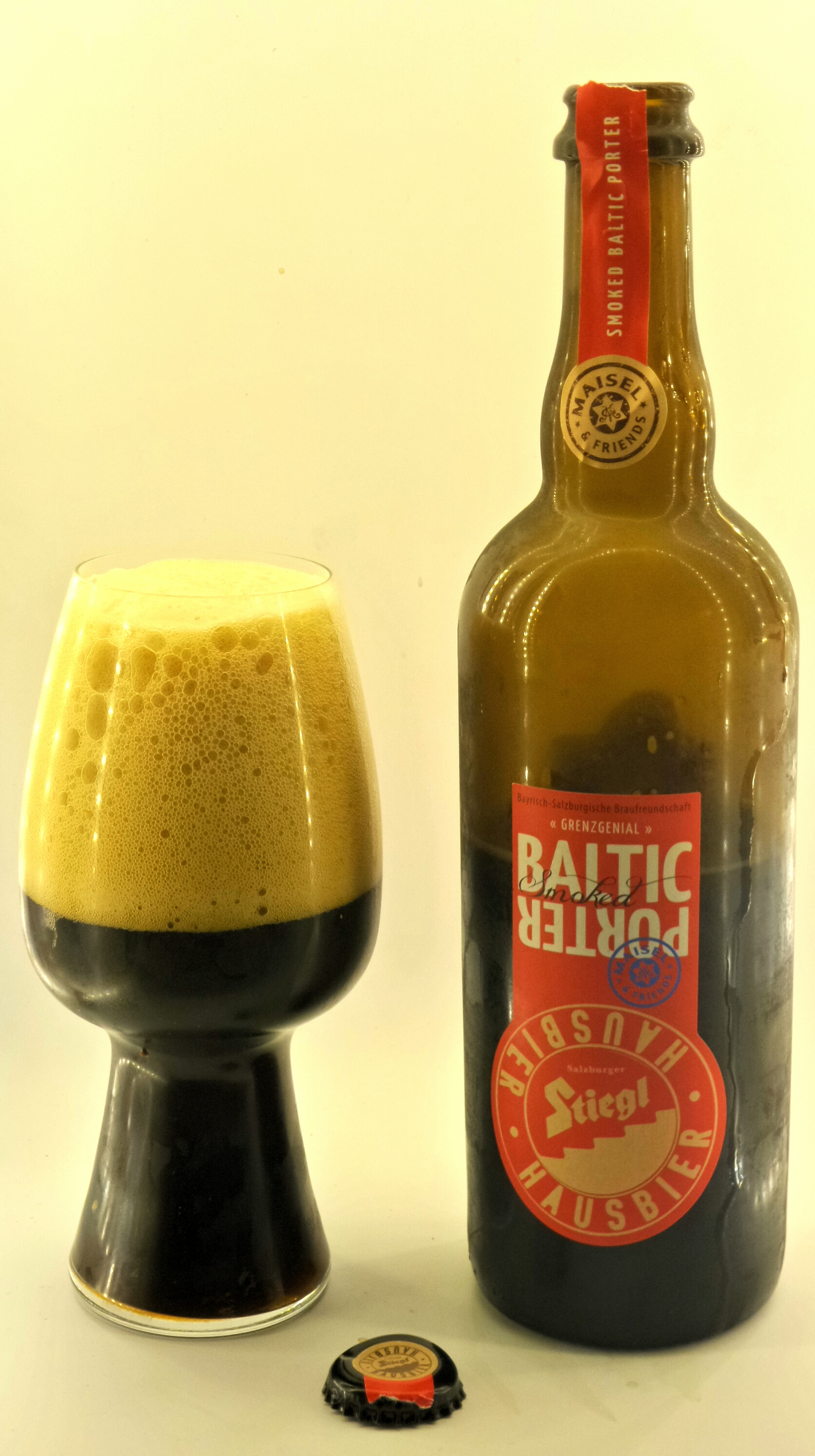 Maisel & Friends / Stiegl Baltic Porter