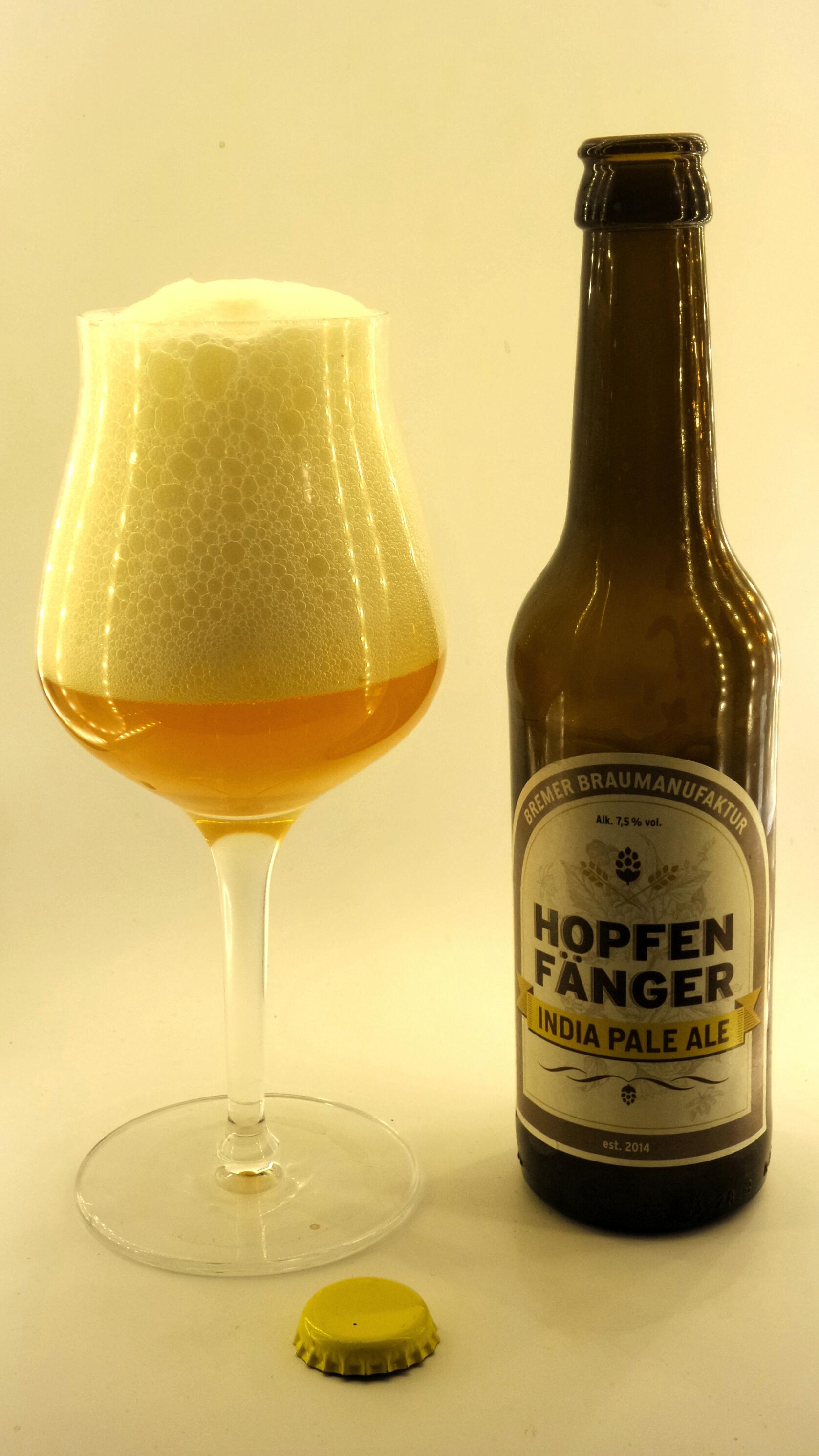 Hopfenfänger India Pale Ale