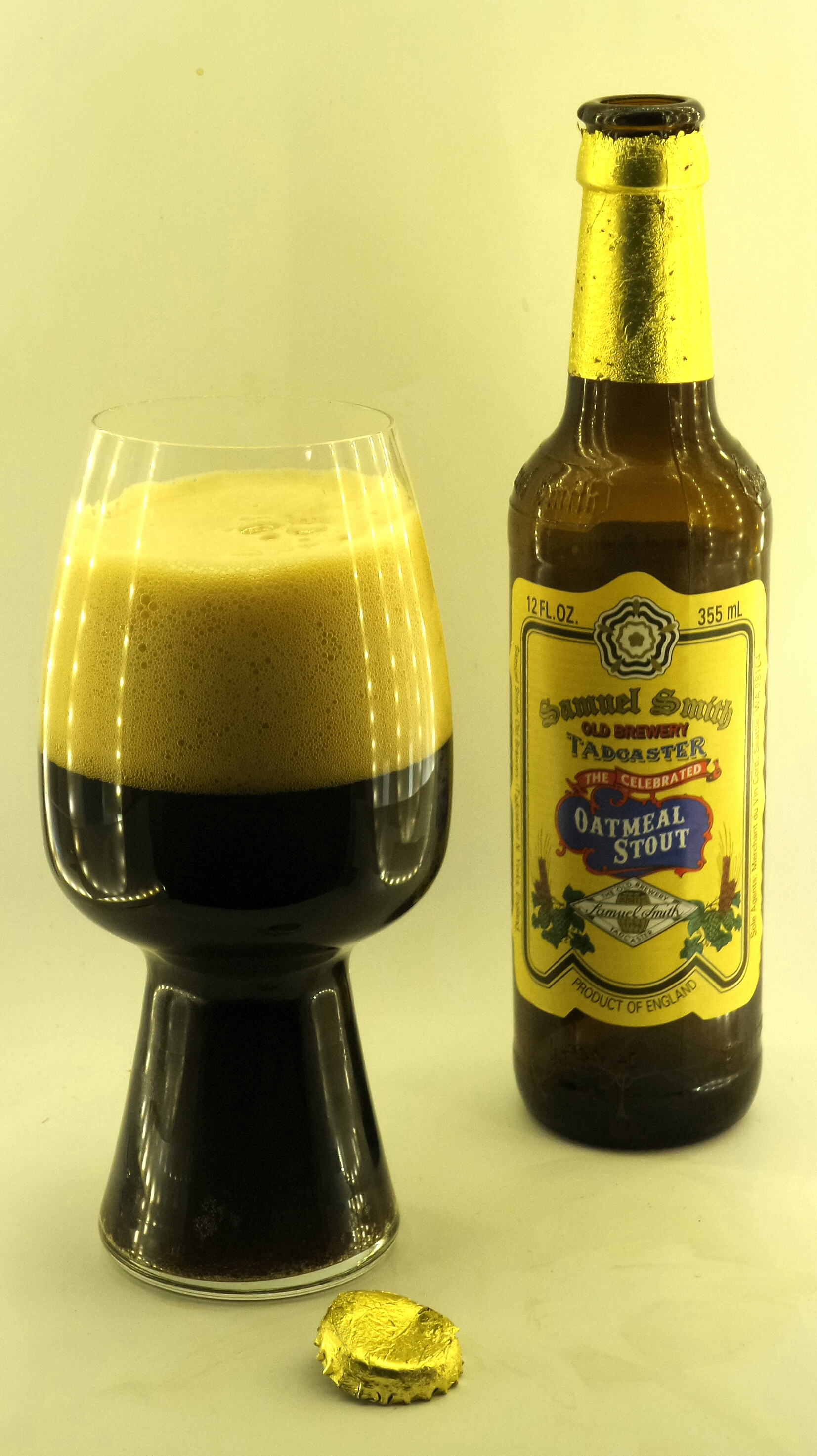 Samuel Smith Tadcaster Oatmeal Stout
